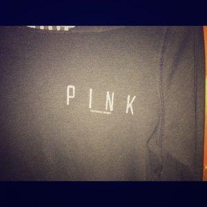 Women's vs pink pullover